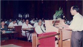 Former Prime Minister Phan Van Khai in the memory of entrepreneurs