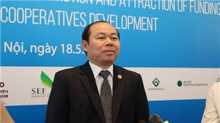 98 percent of Vietnam Cooperative Alliance's members still face loan accessing difficulty