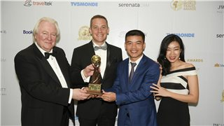 JW Marriott Phu Quoc named World's Best New Resort at World Travel Awards 2017