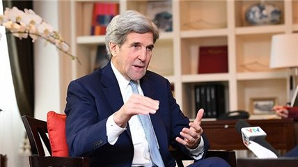 John Kerry: 'Vietnam can become one of the most powerful economy in the world'
