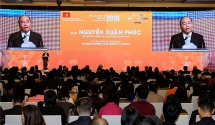 """PM: An institution better suited to the market economy enables Vietnam to resist """"shocks"""" from outside"""