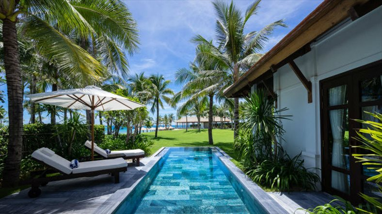 Luxurious new resort celebrates its first festive season with a bang