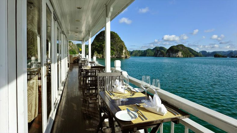 Paradise doubles down in Halong Bay