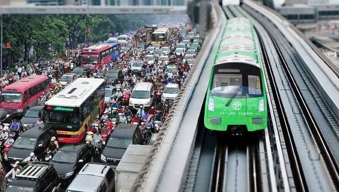 Cat Linh-Ha Dong urban railway racks up US$749,228 in expenses before operation