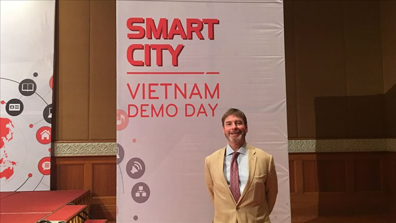 MBI Project Director: Vietnam is one of the most attractive destinations for foreign investment in smart cities