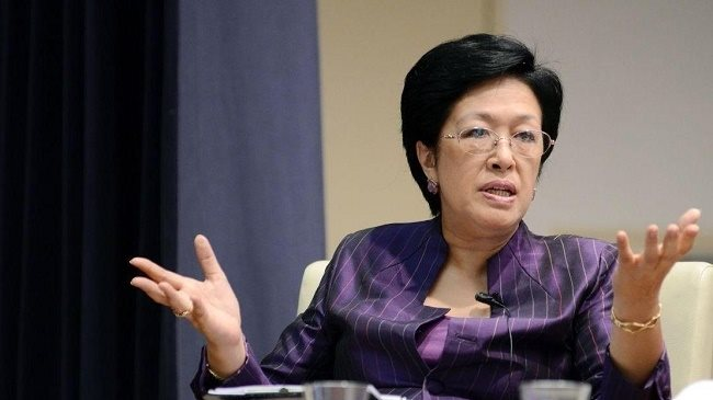 The outstanding woman diplomat Ton Nu Thi Ninh explains the lack of senior personnel in Vietnam