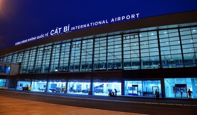 Hai Phong wants to build another terminal in Cat Bi airport