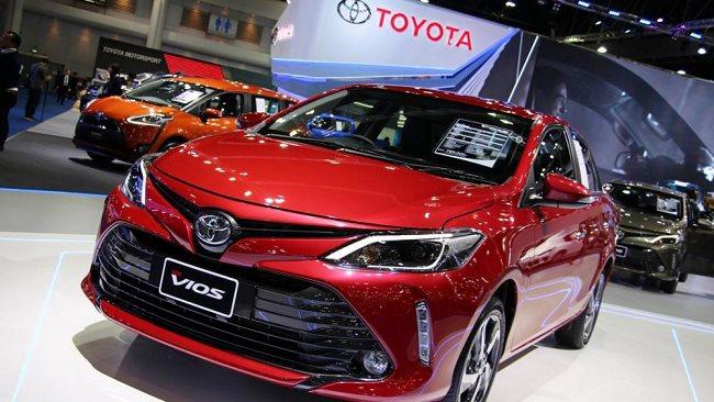 Toyota reveals its first import batch of 1,000 cars enjoying zero percent under AFTA