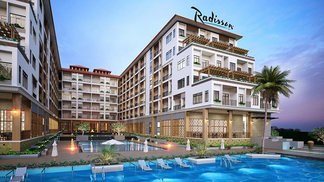 Vietnam's first Radisson-brand resort sets up base in Ho Chi Minh City ahead of its July debut