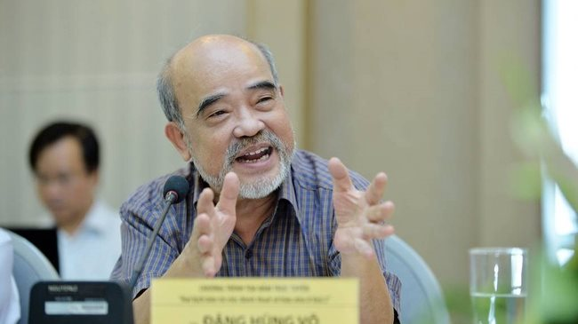 """Dang Hung Vo: """"The law of the Special Economic Zones only need not to violate the Vietnam's Constitution"""""""