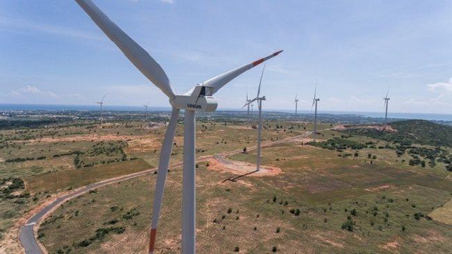 The Danish company Vestas ASP to build wind farm in Quang Binh province