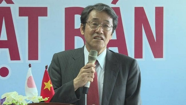 "Japanese Ambassador: ""It needs to improve the competitiveness of the Vietnamese government"""