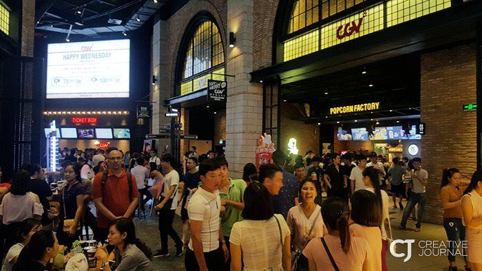 Gaining over $118 million on revenue, is CGV taking over the cinema market in Vietnam?