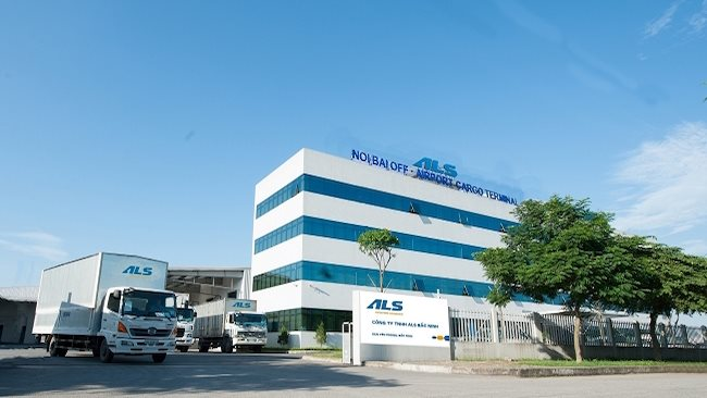 Transporting components for Samsung, ALS earned $42 million in revenue