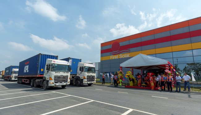 US manufacturer resuscitates US$1.2 billion solar module facility in Vietnam