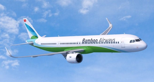 FLC Group orders 24 Airbus aircraft for Bamboo Airways