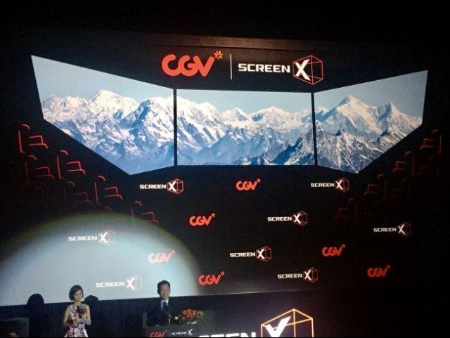 CGV introduces first ScreenX cinema technology in Vietnam