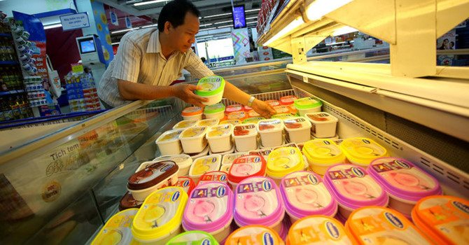 Vietnamese ice cream brands fight for bigger market share