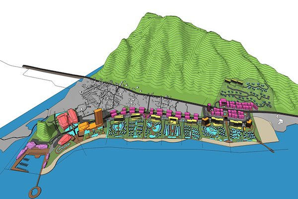 CEO Group plans to build 5,000 rooms in the Sonasea Villas and Resort in Van Don