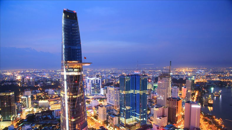 Key segments of hotel, villa and townhouse saw vibrant growth in HCMC