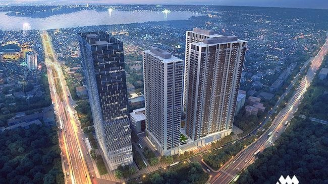 Hanoi running out of luxury apartments