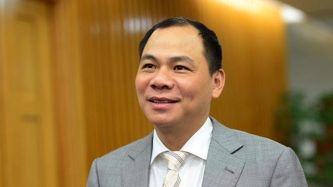 """Billionaire Pham Nhat Vuong discusses Vingroup's """"Five Principles"""" strategy"""