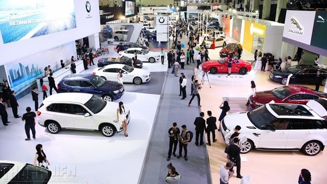 Competition in automobile market fiercer than ever