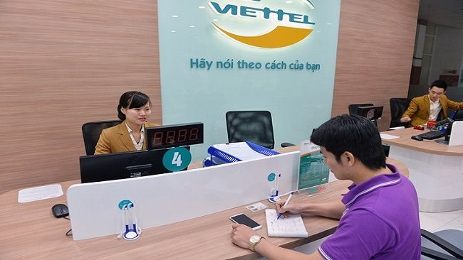Viettel ranks No. 01 in the 2017 Profit500 list