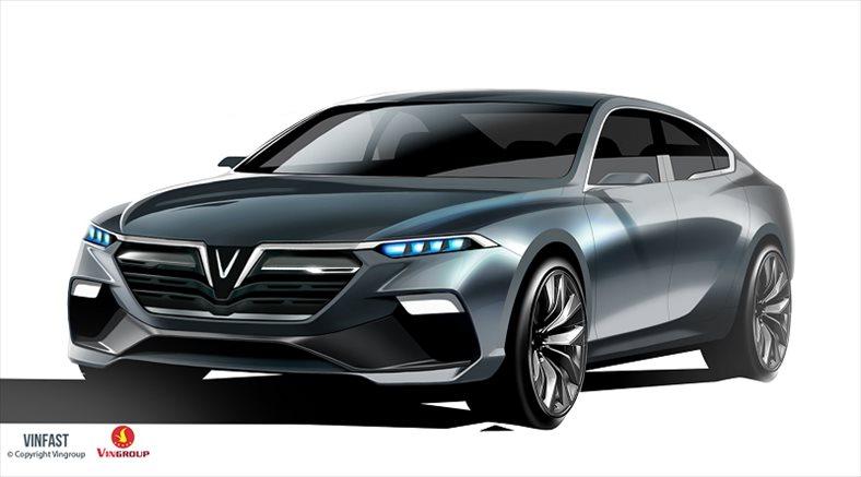 Vinfast announces two most favorite car designs