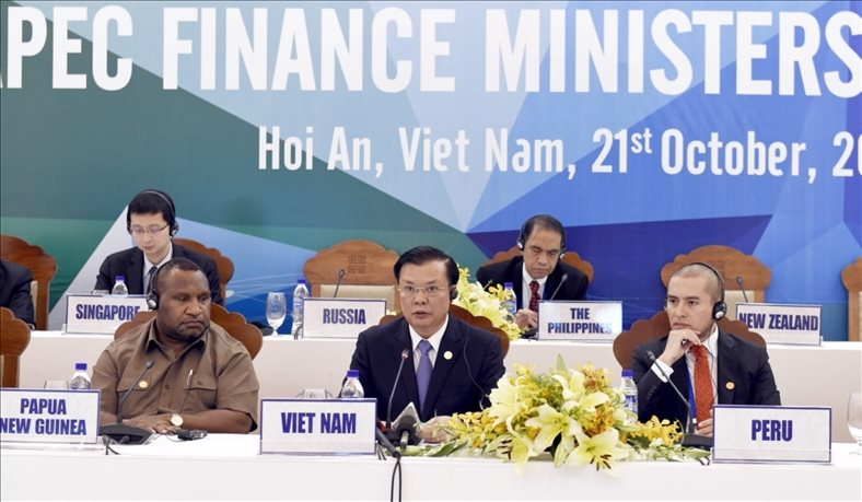APEC Finance Ministers' joint statements highlighted structural reforms and partnership consolidation