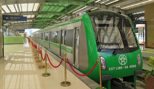 Cat Linh-Ha Dong urban railway project is delayed due to undisbursed additional loan