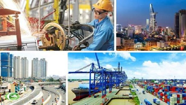 Vietnam's GDP in 2017 breaks the target to reach 6.81 per cent, the highest rate since 2011
