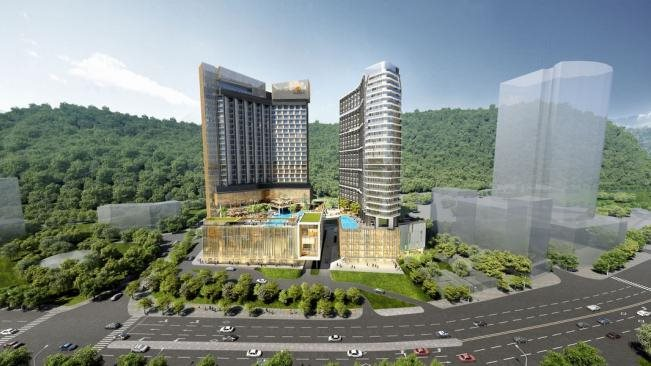 US$88-million hotel project commenced in Ha Long Bay