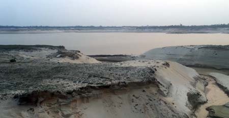 Resuscitation of Thach Khe iron mine might cause a serious environmental disaster