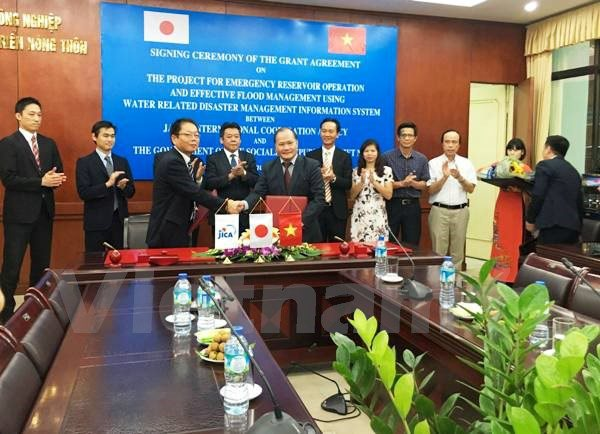 Japan offers Vietnam a non-refundable ODA of US$16.6 million
