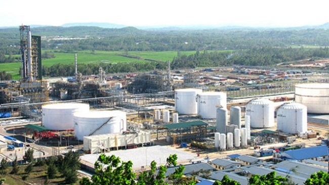 Binh Son Refining and Petrochemical's IPO obtains over US$245 million