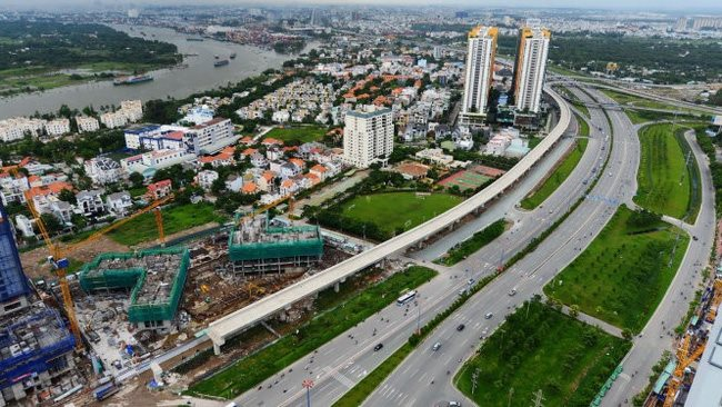 HCM City calls for additional US$17.8 billion in eight urban railway routes