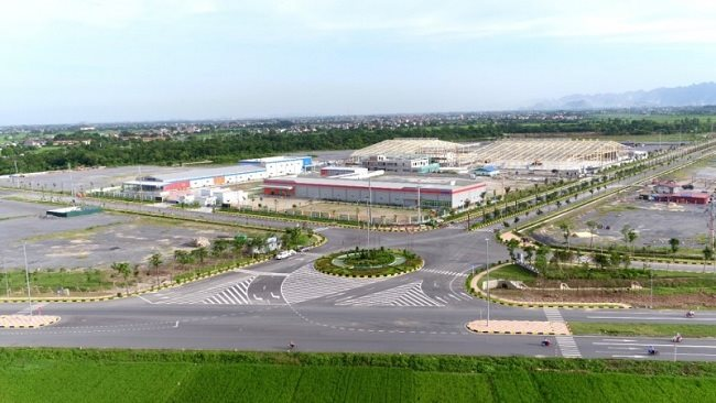 Anam Electronics builds its second factory in Ha Nam