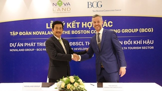 Novaland – BCG partnership to unlock full potential of Mekong Delta Tourism Sector