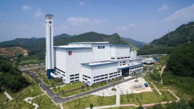 China Everbright International involves in facilitating first municipal clean waste-to-energy PPP project in Vietnam