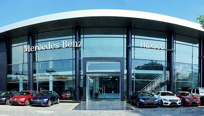 Despite selling nearly 500 cars, a Mercedes dealer obtains a mere profit of $90,000