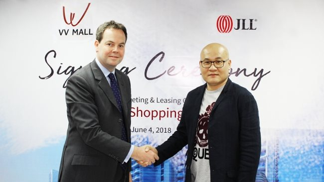 Danang to enjoy international shopping mall next to casino