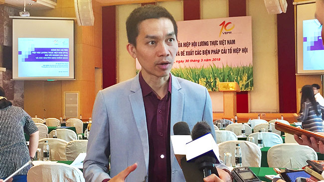 Sub-License in the export of rice: The red seal of Vietnam