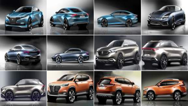 Vinfast Reveals 20 Car Designs For Vietnamese E Theleader