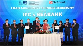 IFC provides $150 million financing package to SeABank