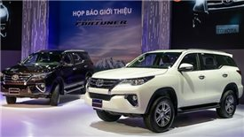 Back in the race, Toyota Fortuner listed among top five best sellers