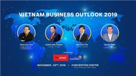 TheLEADER organizes Vietnam Business Outlook 2019