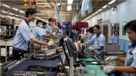 Electronics industry faces manpower shortage due to relocation from China
