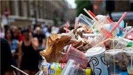 F&B's role in handling plastic waste