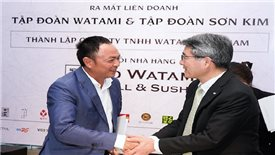 SonKim Group bets $100 million on retail sector